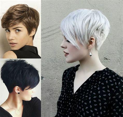 vibrant layered pixie haircuts  hairdromecom