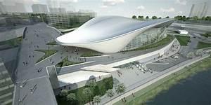 Zaha Hadid Architektur : london aquatics centre zaha hadid architects ~ Frokenaadalensverden.com Haus und Dekorationen