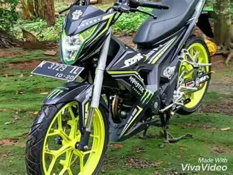 Modifikasi R by Modifikasi Modifikasi Honda Sonic 150 R Simpel Keren