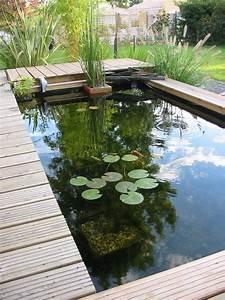 Jardin Avec Bassin : fans de bassins et jardins ~ Melissatoandfro.com Idées de Décoration