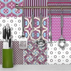 Stickers Carreaux De Ciment Cuisine : 9 stickers carreaux de ciment ethnique hamamatsu cuisine ~ Melissatoandfro.com Idées de Décoration