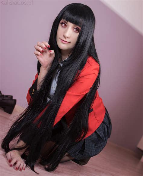 jabami yumeko cosplay kleneko   kalisiacos