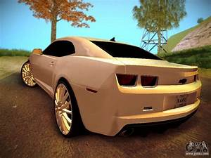 Chevrolet Camaro Ss Tuning For Gta San Andreas