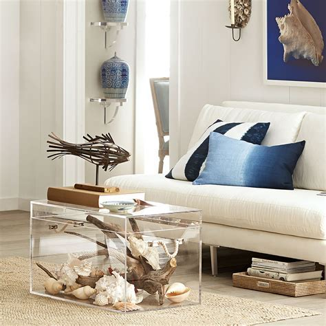 8 Pieces of Transparent Furniture That Give Any Room a
