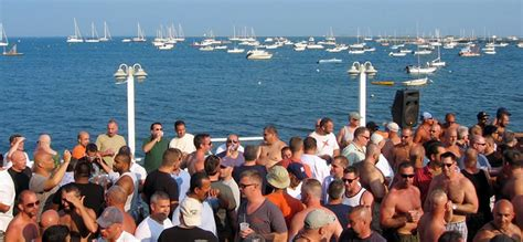 provincetown pride gay pride thousand visitors