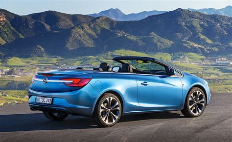 Opel Cascada Specs 2018 2018 2018 2018 2017 2018