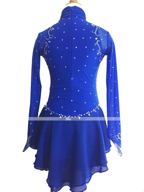 Figure Skating Dress Womens Girls Ice Skating Dress