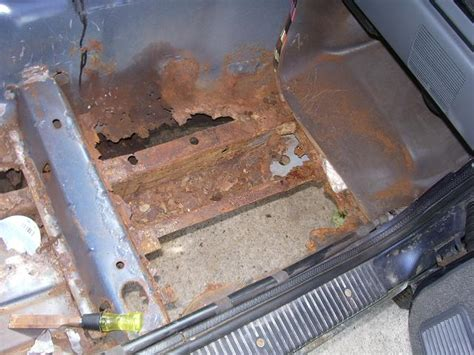 jeep xj rear floor pans rusted out floor pans 95 jeep forum