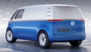 VW zeigt Elektroauto-Transporter I D BUZZ CARGO - ecomento de