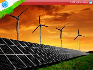renewable energy in india types benefits policy my india