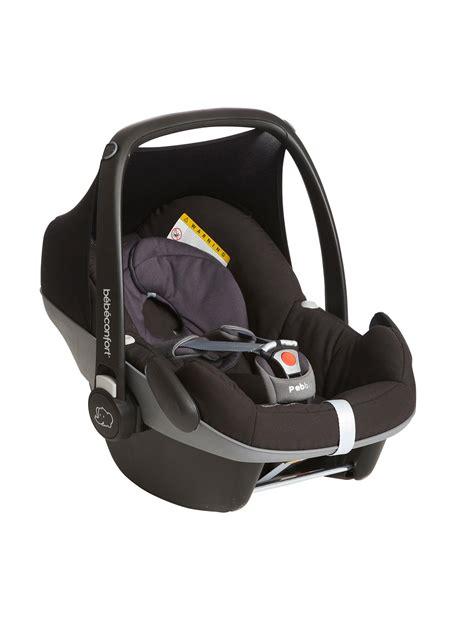 siege auto bebeconfort le siège auto coque bébé confort pebble groupe 0 146 au
