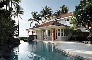 Style De Maison : d co maison inspir par le style exotique hawa en design ~ Dallasstarsshop.com Idées de Décoration