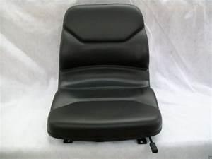Black Seat Case Backhoe Loader 580c  580d  580e  580l