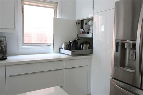 ikea kitchen hack build   appliance garage