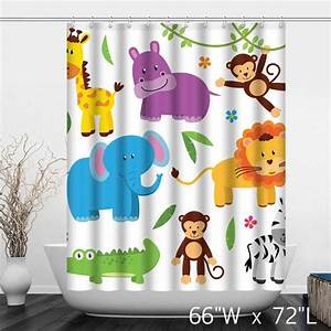 Hippo Shower Curtain Snorkeling Hippo Shower Curtain By