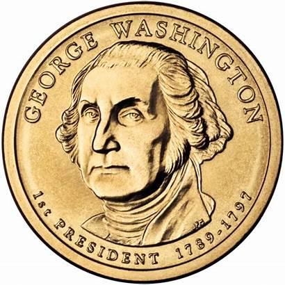 Dollar Coins Presidential Coin Washington George President