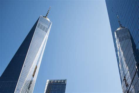 Firms Relocate  High Floors   World Trade Center