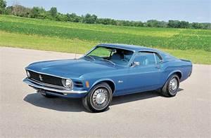 1970 Ford Mustang - SportsRoof Survivor