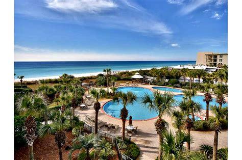 destin crescent condominiums rentals florida fl beach vacation condos beachfront deals packages property condo rental map beachguide