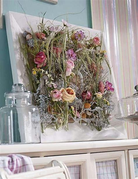 Getrocknete Blumen Deko by Framed Dried Flowers Decorative Accessories Pinte
