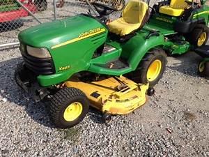2004 John Deere X465 Lawn  U0026 Garden And Commercial Mowing
