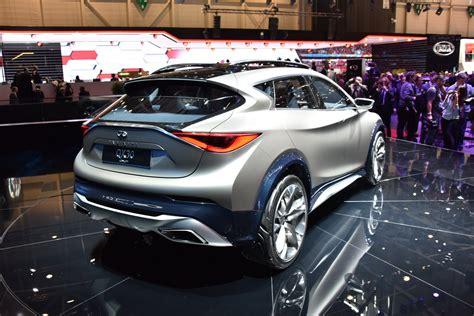 infiniti qx hyundai elantra confirmed  la auto show