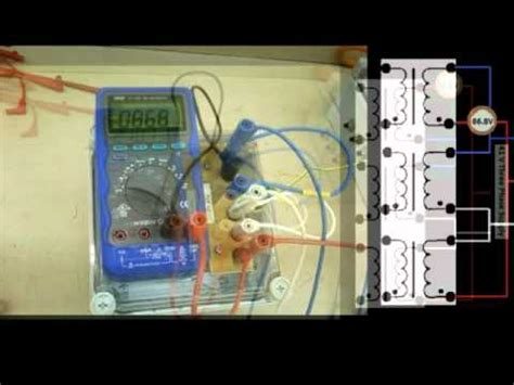 phase transformer connections youtube