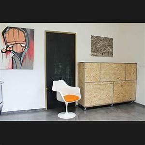 plus de 1000 idees a propos de osb design sur pinterest With meuble osb