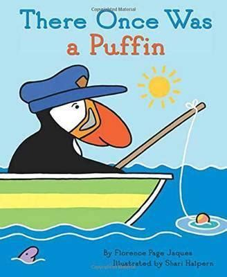 there once was a puffin florence page jacques