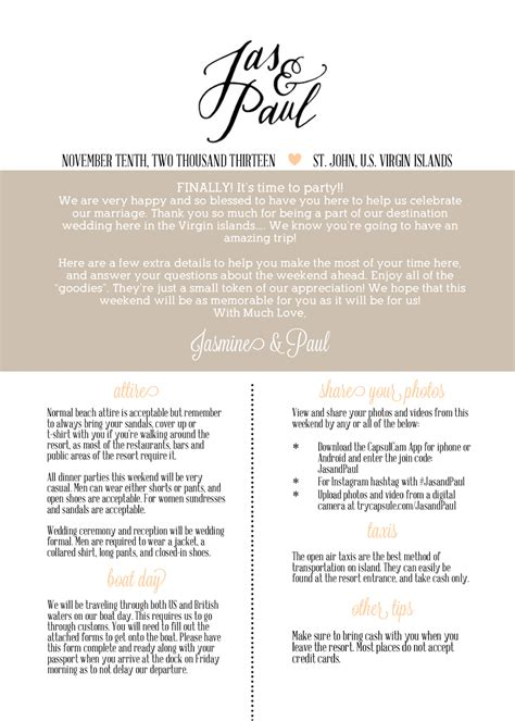 wedding welcome letter template wedding welcome letter template crna cover letter