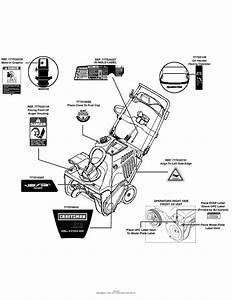 Craftsman Leaf Blower Carburetor Diagram
