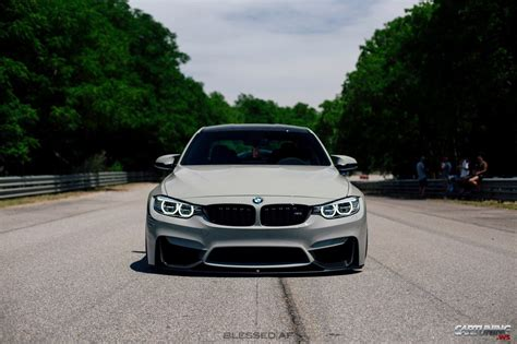 stance bmw   front view