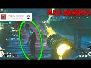THE FINAL REICH HARDCORE EASTER EGG GUIDE! - WW2 Zombies ...