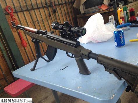 Sks/ Modern Assault Rifle Conversion