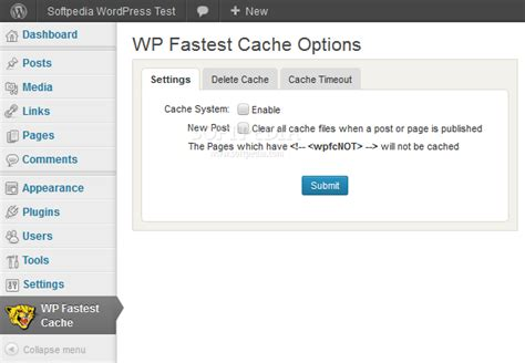 Wp Fastest Cache Download