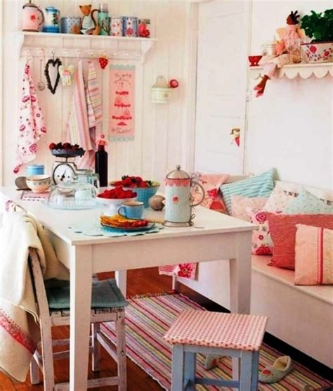 Cool Ideas For Girly Style In The Kitchen  My Desired Home