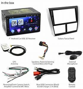 Android Car Mp3 Player For Subaru Impreza G3 Gps Stereo