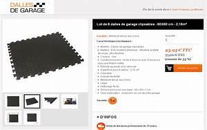 Revetement De Sol Pour Garage : rev tement sol de garage 25 messages ~ Dailycaller-alerts.com Idées de Décoration