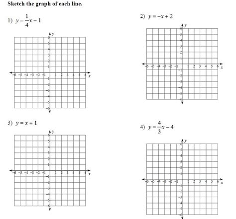 graphing lines in slope intercept form worksheet mr howards esol math 2 25 8th slope intercept form