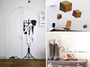 Personalizzare la camera da letto con i wall stickers Rubriche InfoArredo Arredamento e