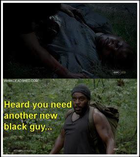 Walking Dead Season 3 Memes - fangs for the fantasy race on the walking dead part ii