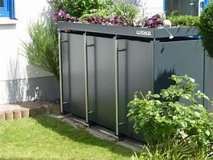 Verkleidung Für Mülltonnen : eine m lltonnenbox wie ein m belst ck im garten m lltonnenverkleidungen pinterest ~ Sanjose-hotels-ca.com Haus und Dekorationen
