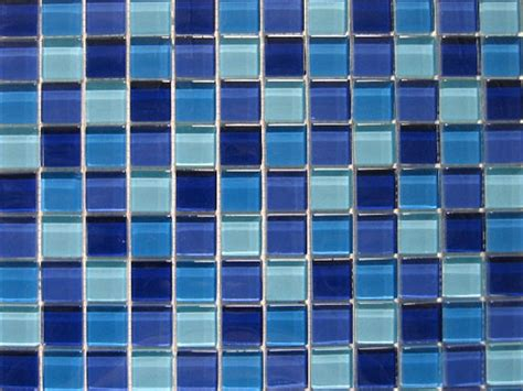 glass tile blue brown featherednestdiaries