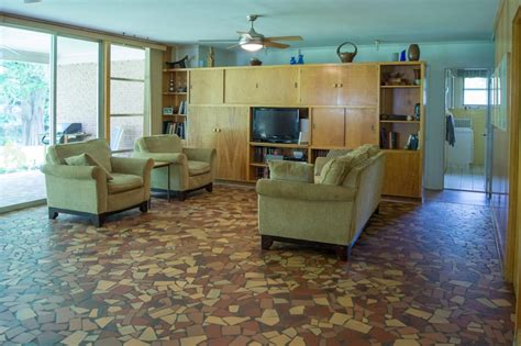 mid century modern home for sale in alexandria louisiana