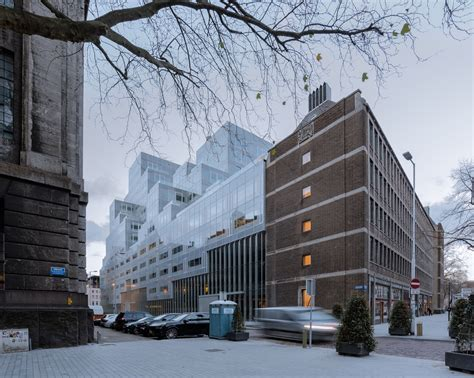timmerhuis oma archdaily