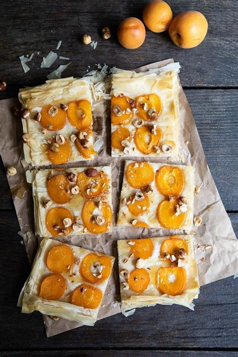 Fruit, sugar, butter, kiwi, light syrup, phyllo dough, marmalade. Apricot tart | Recipe | Plum compote recipes, Compote recipe, Apricot tart