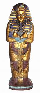 * King Tut Sarcophagus *   This is an Egyptian ornament ...