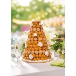 montee mariage pièce montée de choux croquembouche artisanal