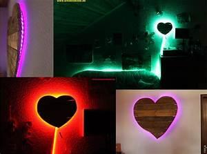 Led Lampe Selber Bauen : kreative led lampen selber bauen ~ Orissabook.com Haus und Dekorationen
