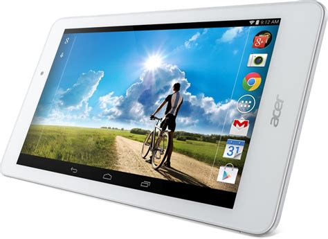 Acer Iconia Tab A1-840 And A-841 Tablets With Intel Atom